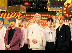 BTS - Boy With Luv ft. Halsey Video