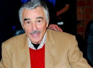Burt Reynolds On The Road To Recovery After Flu Scare