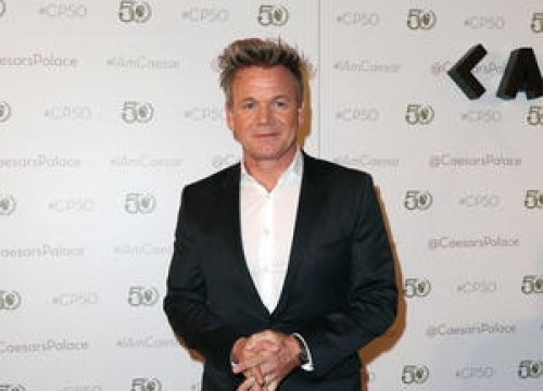 Gordon Ramsay Fined For Speeding