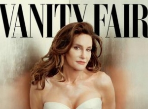 Caitlyn Jenner Thanks Plastic Surgeon With Signed Copy Of Her Vanity Fair Cover
