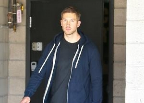 Calvin Harris 'Ends Feud With Simon Cowell'