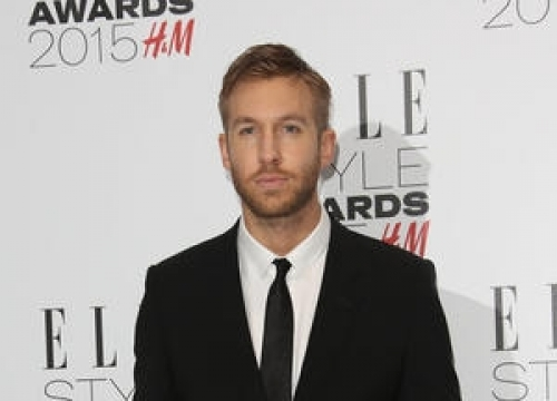 Calvin Harris Returns To London After Car Crash