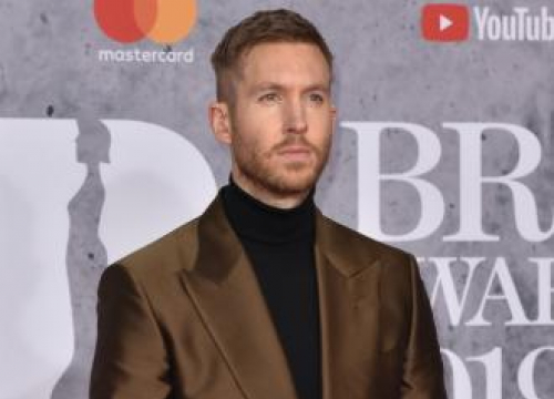 Calvin Harris Wins Big At The Brit Awards