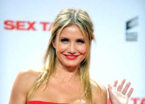 Cameron Diaz putting family first
