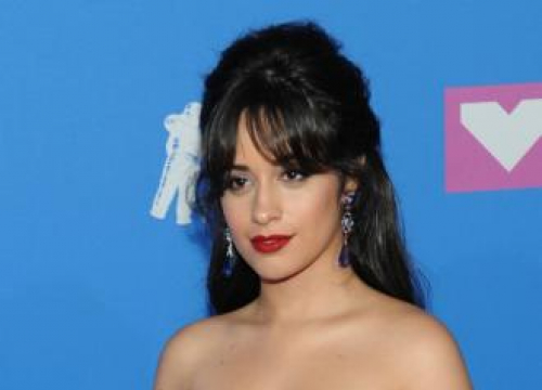 Camila Cabello Gets Back To Work