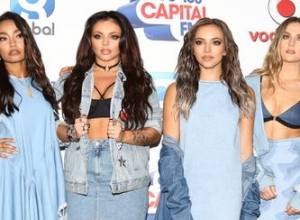 Little Mix Up The Ante With Raciest Video Yet For 'Touch'
