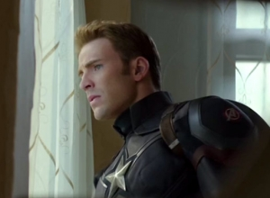 Chris Evans Injured Himself In Captain America: Civil War