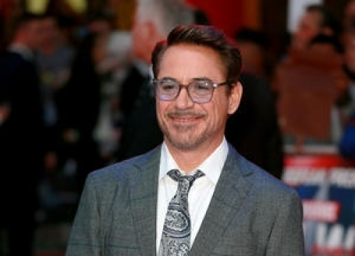 Robert Downey, Jr. And Scooter Braun To Be Honoured By Make-a-wish Charity