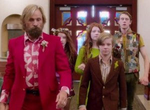 Captain Fantastic- Teaser Trailer
