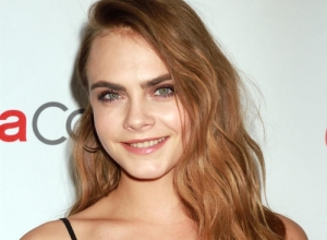 Luc Besson Casts Cara Delevingne for Sci-Fi 'Valerian'