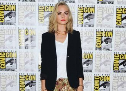 Cara Delevingne's New Obsession