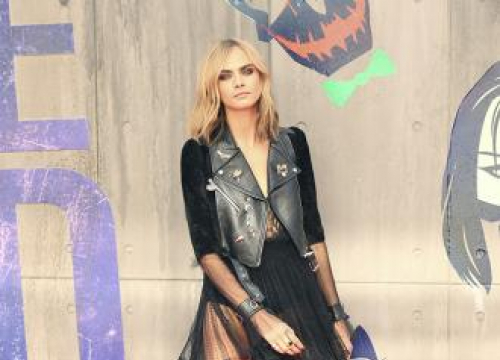 Cara Delevingne: I Won't Be In Suicide Squad Sequel