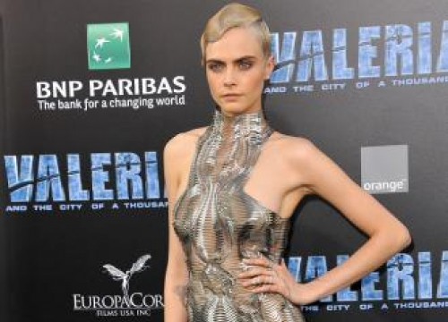 Cara Delevingne: I Don't Care What I Look Like