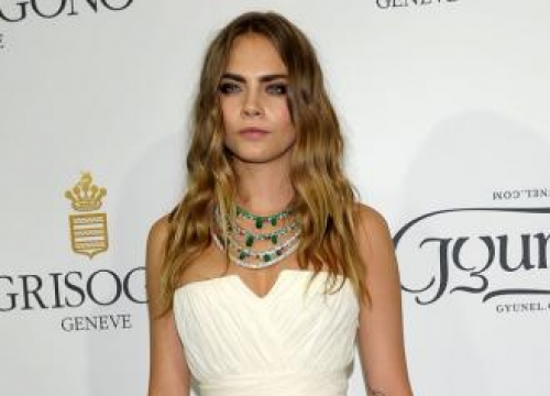 Cara Delevingne: I was 'terrified' to leave modelling