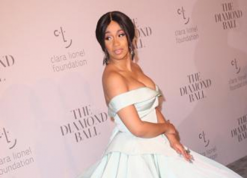 Cardi B Collaborates With Steve Madden On A New Shoe Line