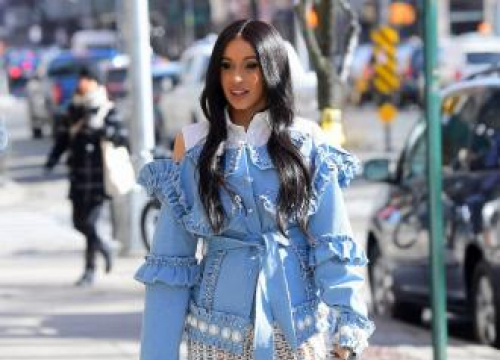 Cardi B Has 'So Much To Do' On New Album