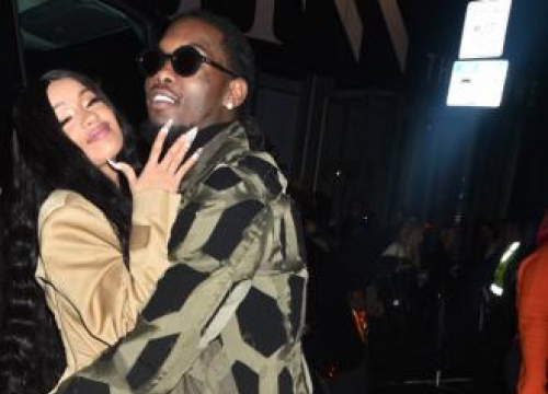 Offset: Me And Cardi B Are 'Blessed'