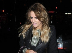 "Caroline Flack Says She's ""Not Going To Apologise"" For Her Relationship With Harry Styles"