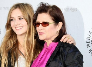 Carrie Fisher's Daughter Billie Lourd Lands First TV Role In Fox's 'Scream Queens'