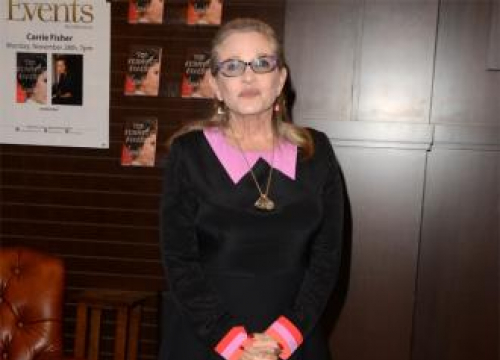 Carrie Fisher Mailed A Cow Tongue To A Hollywood Producer