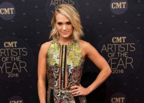 Carrie Underwood's Family Pride
