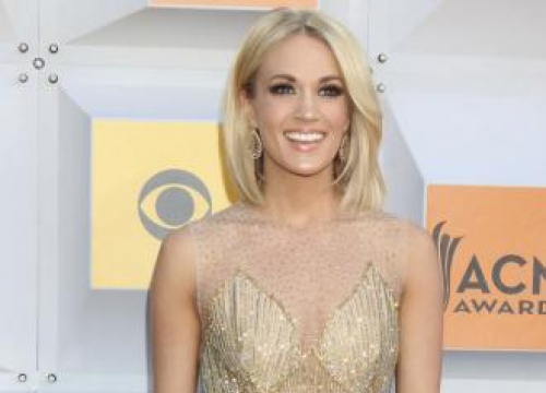 Carrie Underwood Was Worried Face Injury Would 'Scare' Son