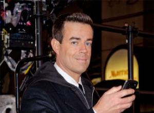 Carson Daly loves being a family man