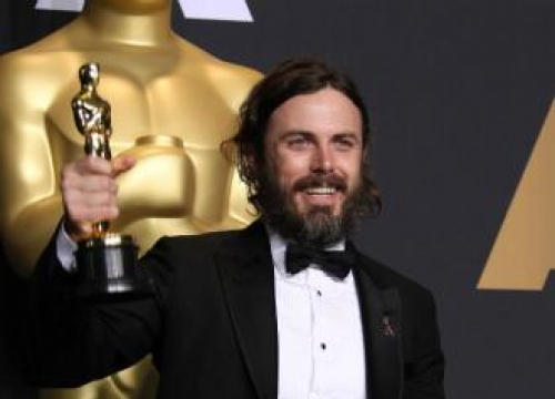 Casey Affleck Guilty For Forgetting Kids In Oscars Speech