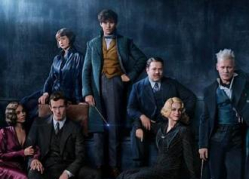 Title For Fantastic Beasts 2 Revealed