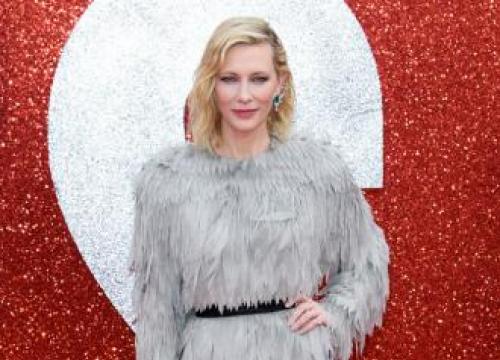 Cate Blancnett 'Isn't Panicking' About Turning 50