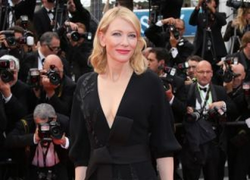 Cate Blanchett To Receive Bfi Fellowship