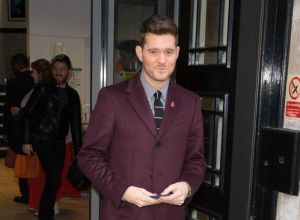 Michael Buble Pulls Out Of Hosting Brit Awards