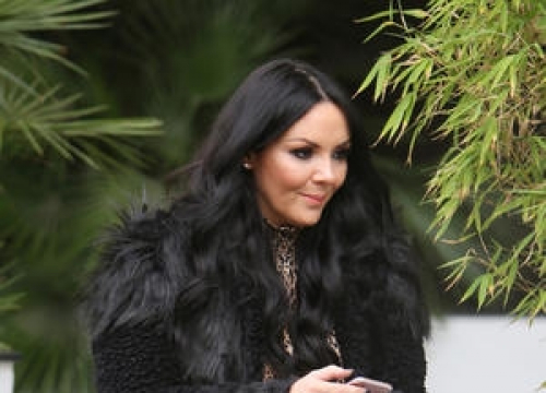 Martine Mccutcheon Heartbroken About Multiple Miscarriages