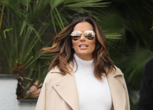 Eva Longoria Back At The Gym After Election Drama