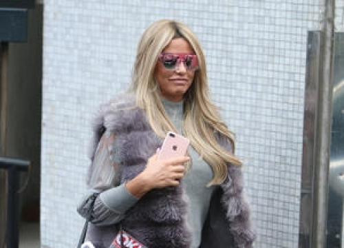 Katie Price Launches Official Cyberbullying Petition