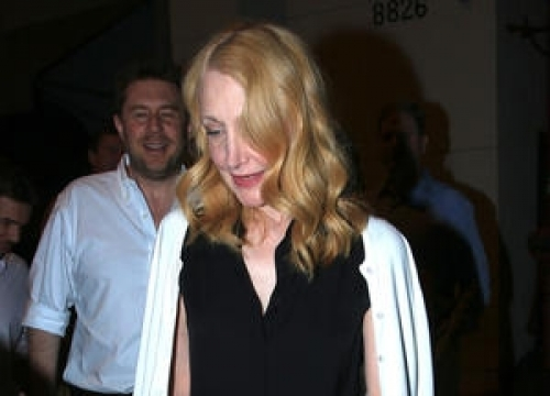 Patricia Clarkson Keen To Help Foreign Taxi Drivers On The Mean Streets Of New York City
