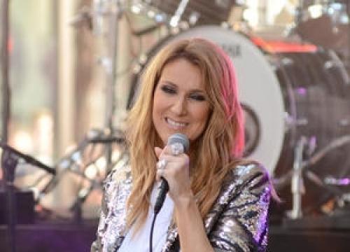 Celine Dion Is 'Strong' After Husband's Death