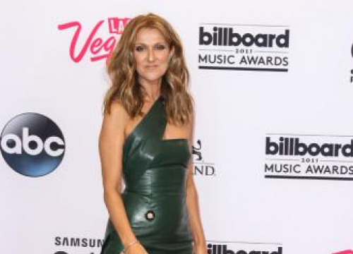 Celine Dion Seeks Advice From Her Teenage Son