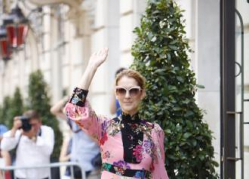 Celine Dion Loves Spending Time With Her Kids