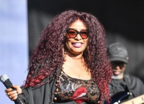 Chaka Khan Never Knew Prince Had Pill Addiction