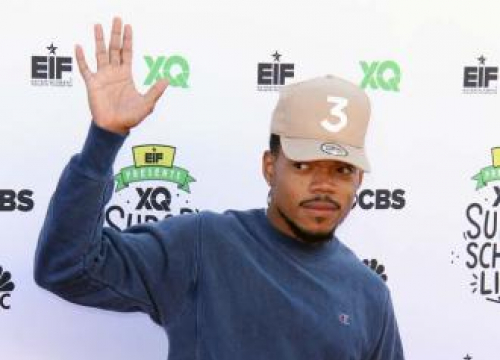 Chance The Rapper Removes R.kelly Collaboration From Streaming Services