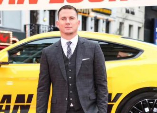 Channing Tatum Auditions Dancers For Magic Mike Live