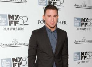 Channing Tatum: Wrestling is suffocating