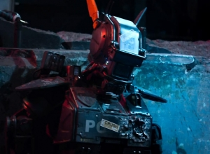 Neill Blomkamp's 'Chappie' Mixes Ideas And Action
