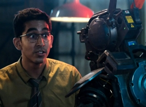 'Chappie' Star Dev Patel Admits Co-Starring With A Robot Brought Its Challenges