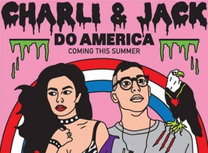 Charli And Jack Do America! Charli XCX And Bleachers To Co-Headline This Summer
