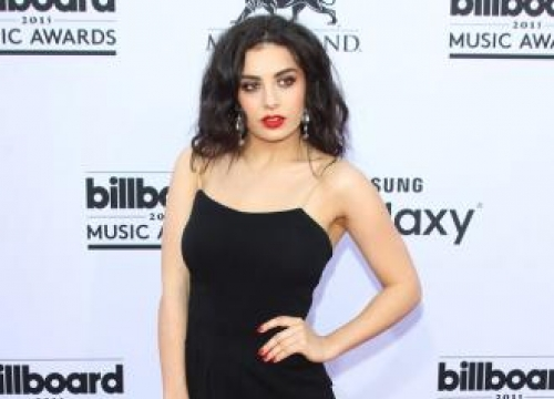 Charli XCX inspired by fashion faux-pars