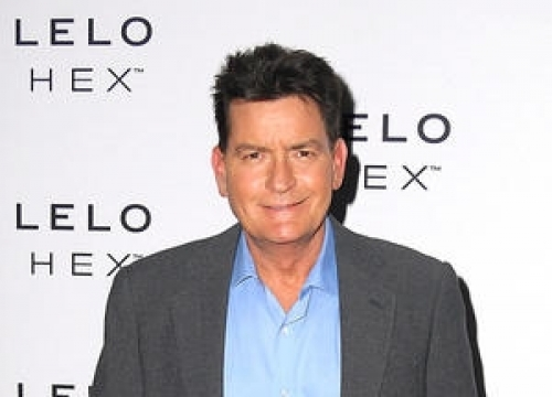 Charlie Sheen Shares Photo Of Injured Face Online
