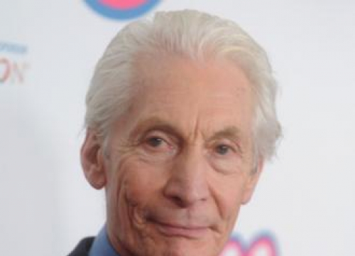 Rolling Stones Star Charlie Watts Gives Shelter To Greyhound