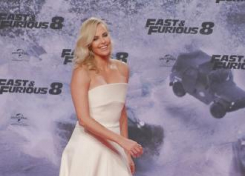 Charlize Theron 'Unleashes The Beast'